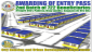722 Pahiron Entry Pass Awarding