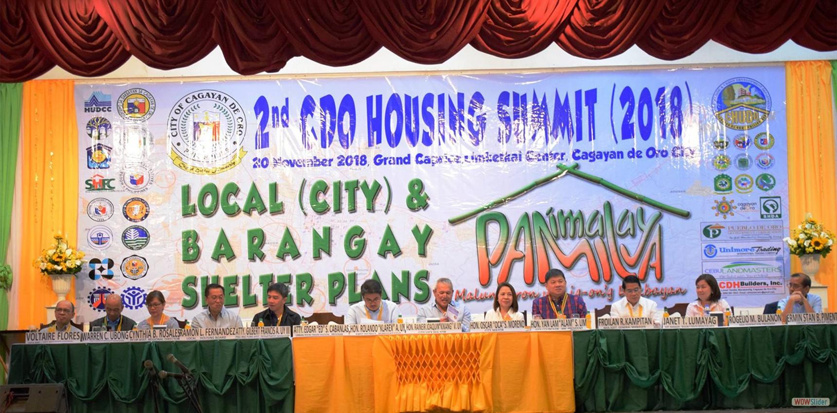 Housing Summit 2018